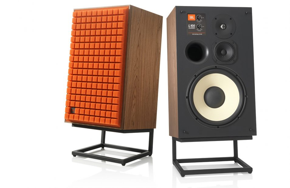 JBL L100 Classic – The 70s are back!