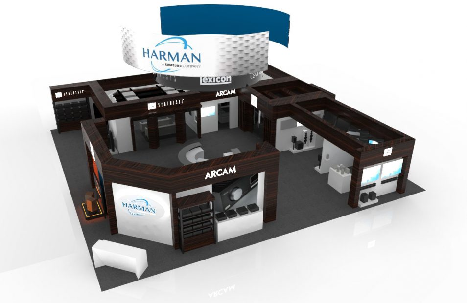 Harman Luxury Audio at CEDIA 2019