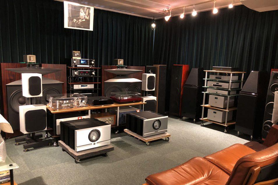 Dynamic Audio Tokyo