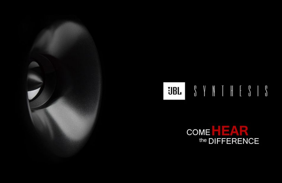 JBL Synthesis: Come hear the difference