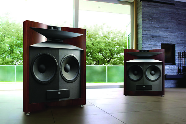 JBL Everest speakers hero shot