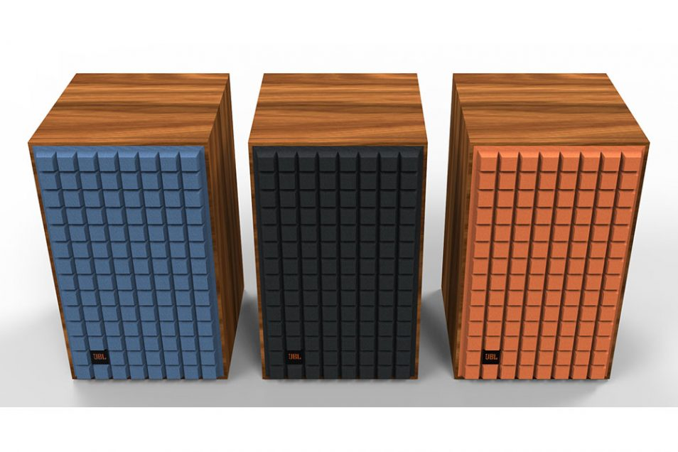 JBL L82 Classic speakers
