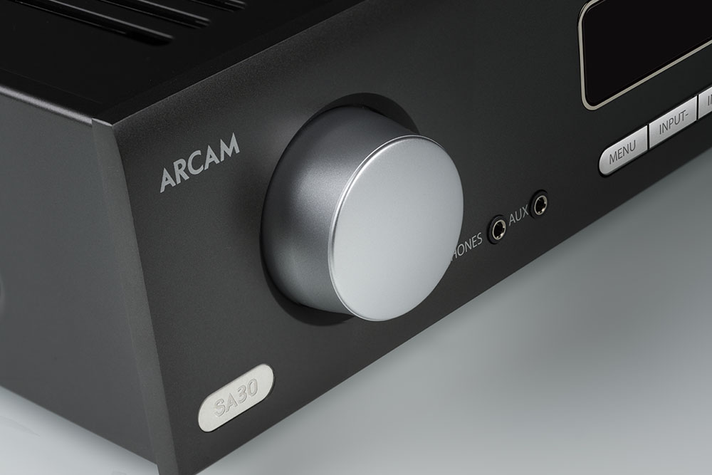 Arcam SA30 integrated amplifier