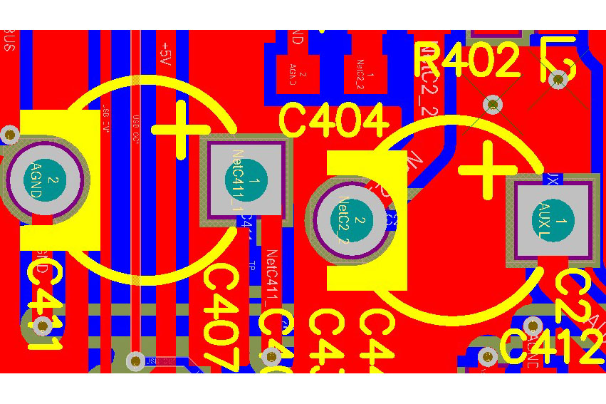 PCB Layout figure 1