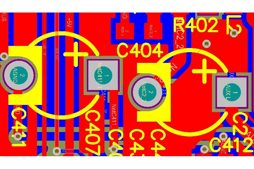 PCB Layout figure 1