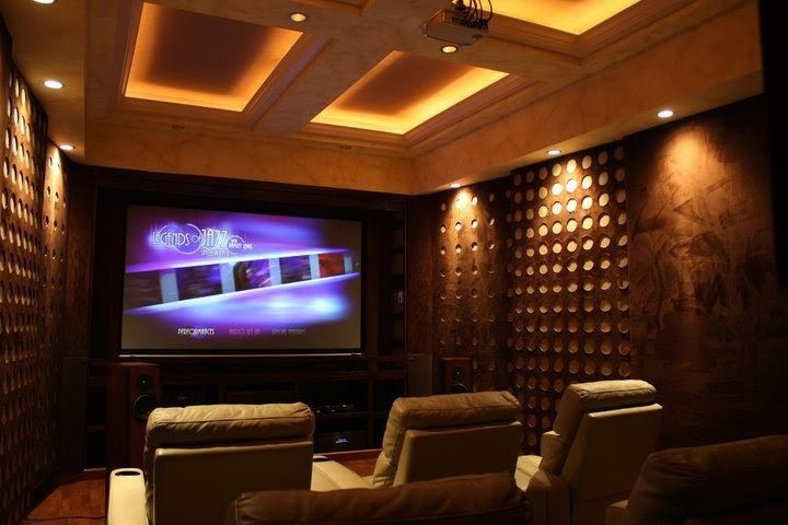 AIWEI JBL Synthesis Theater