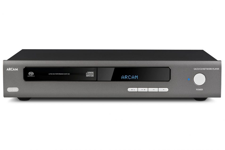 Arcam CDS50 CD/Network Player