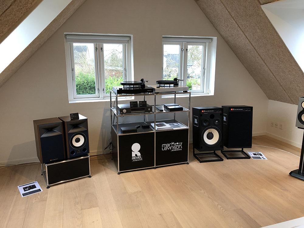 Bülow:Steensen stereo system 2