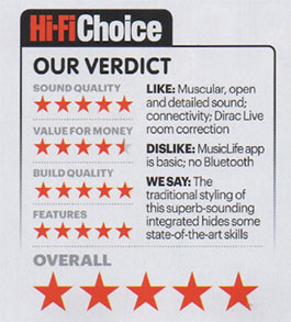 HFi Choice graphic