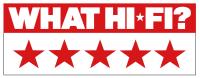 What Hi-Fi 5-star graphic