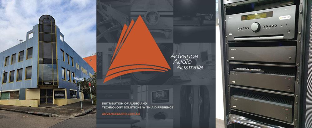 Advanced Audio graphic
