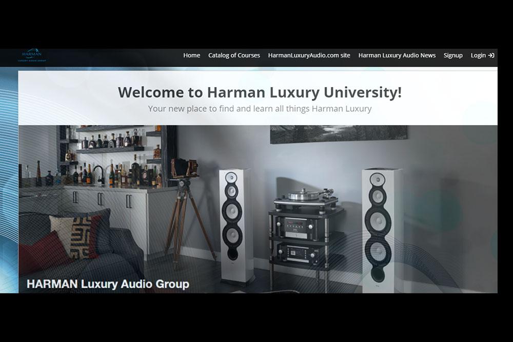 HARMAN Luxury University