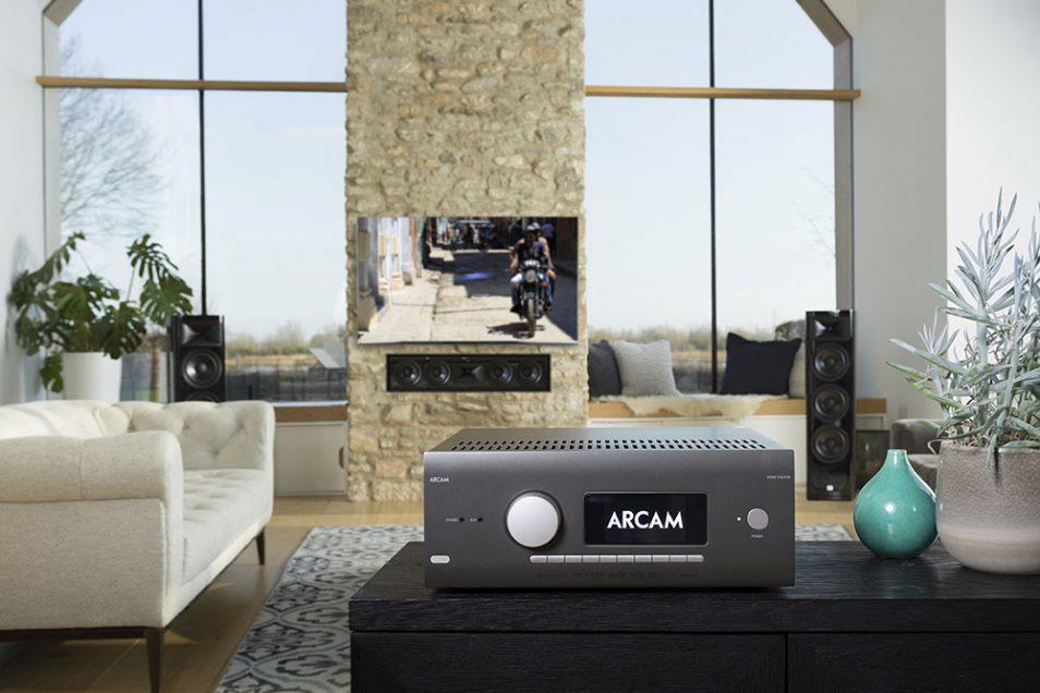 Arcam AVR30 lifestyle