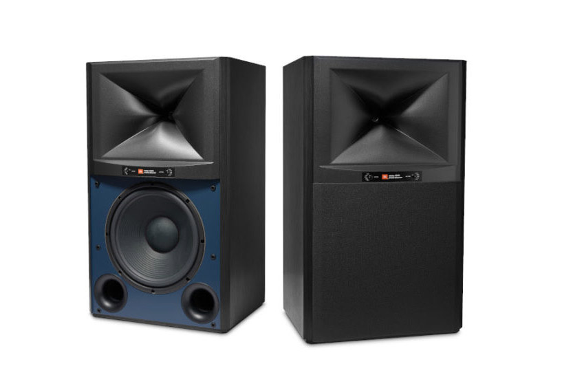 JBL 4349 Studio Monitor Black pair