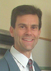 Matthew Mantle headshot