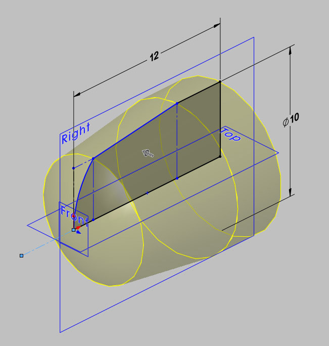 SolidWorks Fig. 3