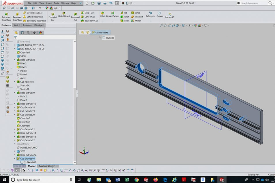 SolidWorks Figure 5