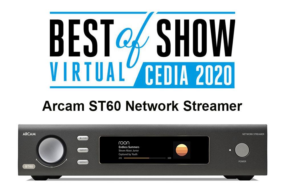 Arcam ST60 Best of Show
