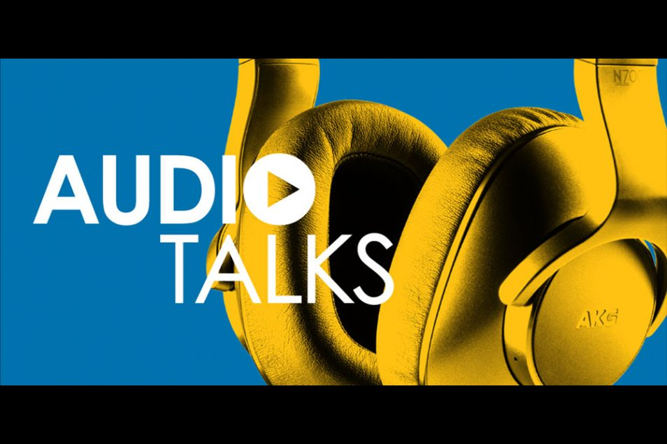 Audio Talks graphic