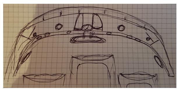 Arcam Car Audio sketch