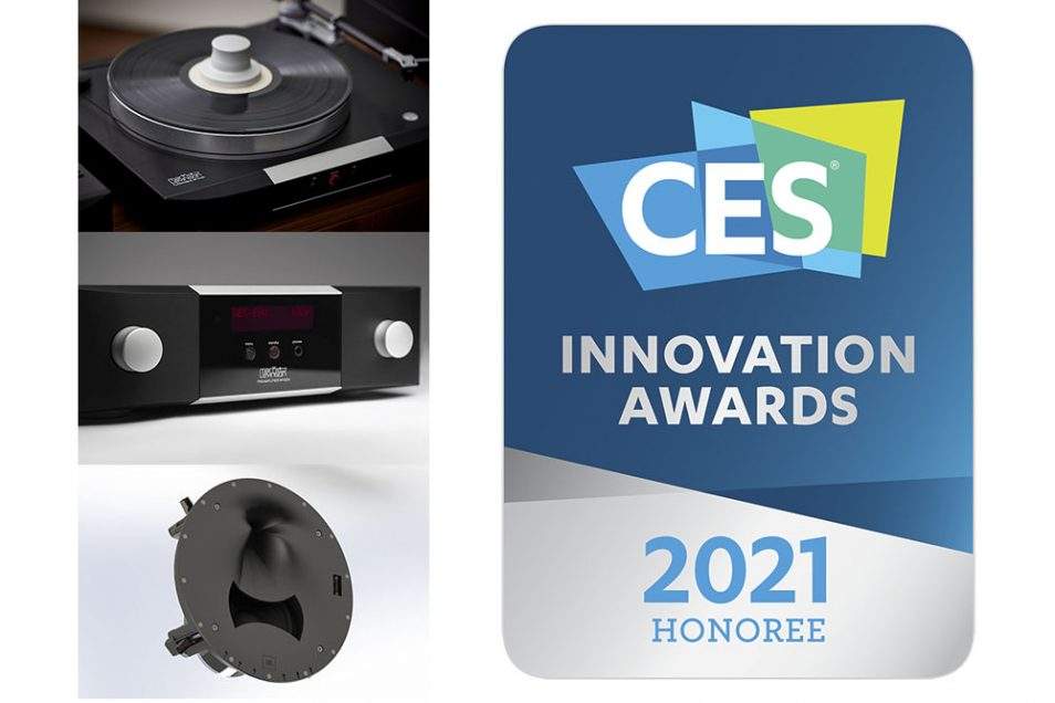 Harman Luxury CES Innovations Awards