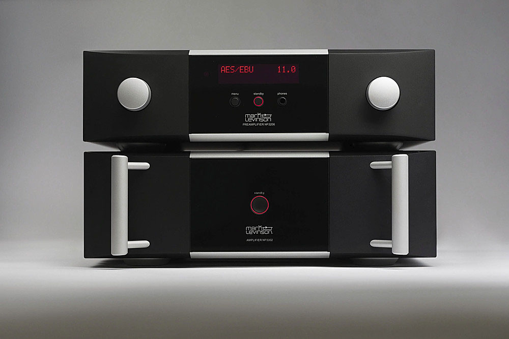 Mark Levinson No5206 and No5302