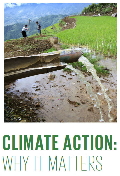 Climate Action: Why it matters