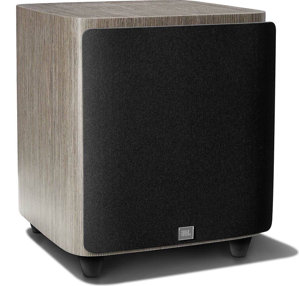 JBL HDI-1200P gray, grille on