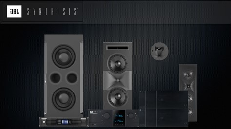 JBL Synthesis SCL-1 and SSW-1