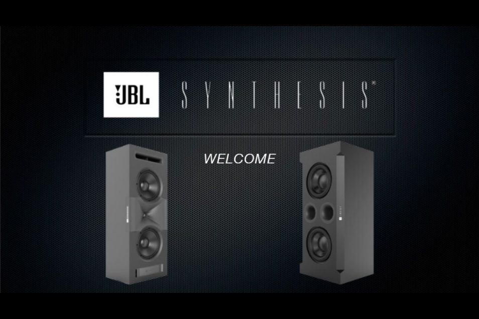 JBL Synthesis Training