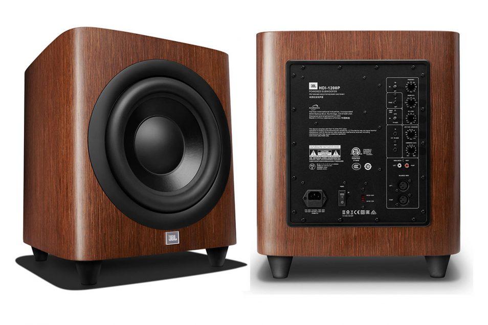 Tech Talk JBL HDI-1200P
