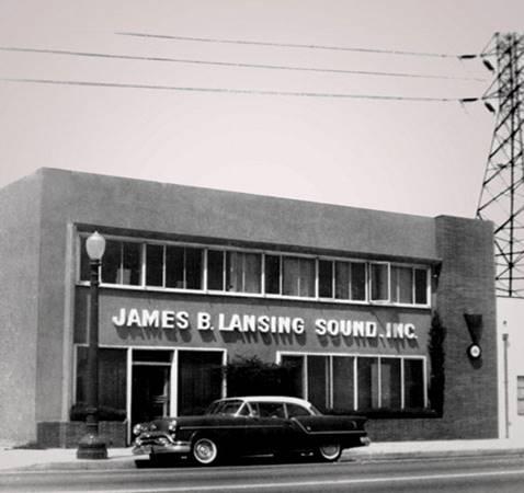 Original JBL Building