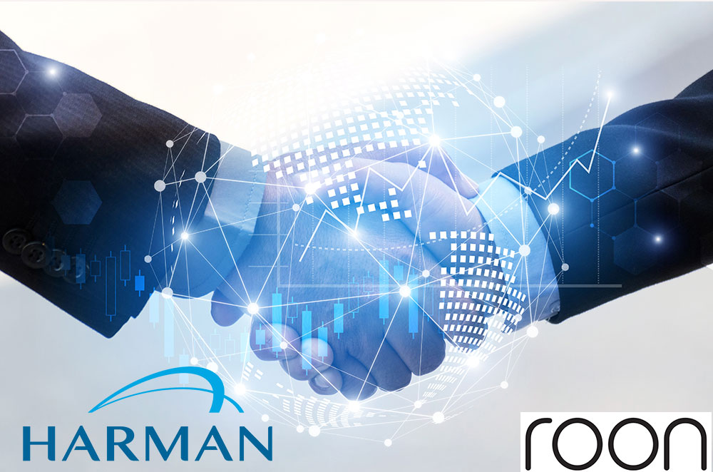 HARMAN-Roon partnership