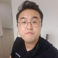 Kenneth Kyunghoon head shot