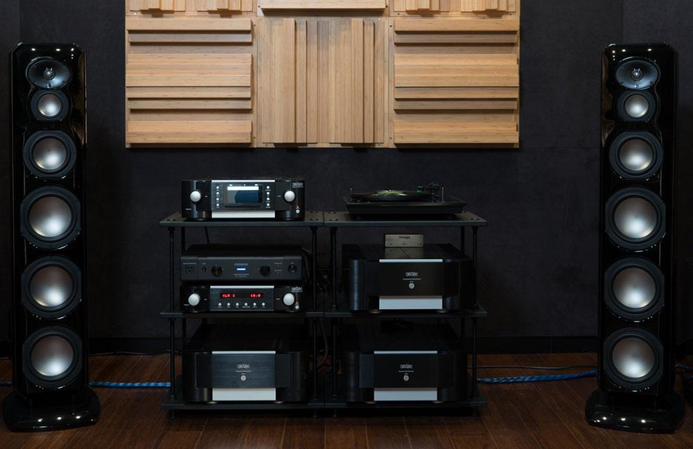 Starpower audio room