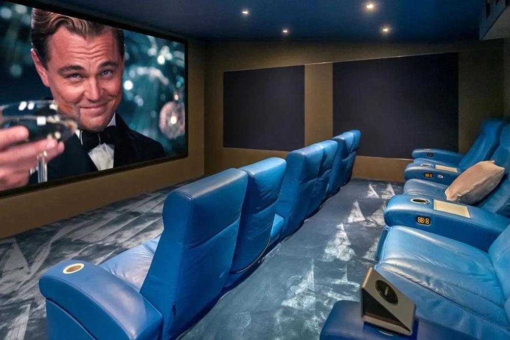 Centurion LV theater