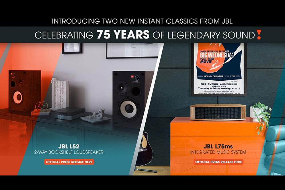 JBL - two new instant classics
