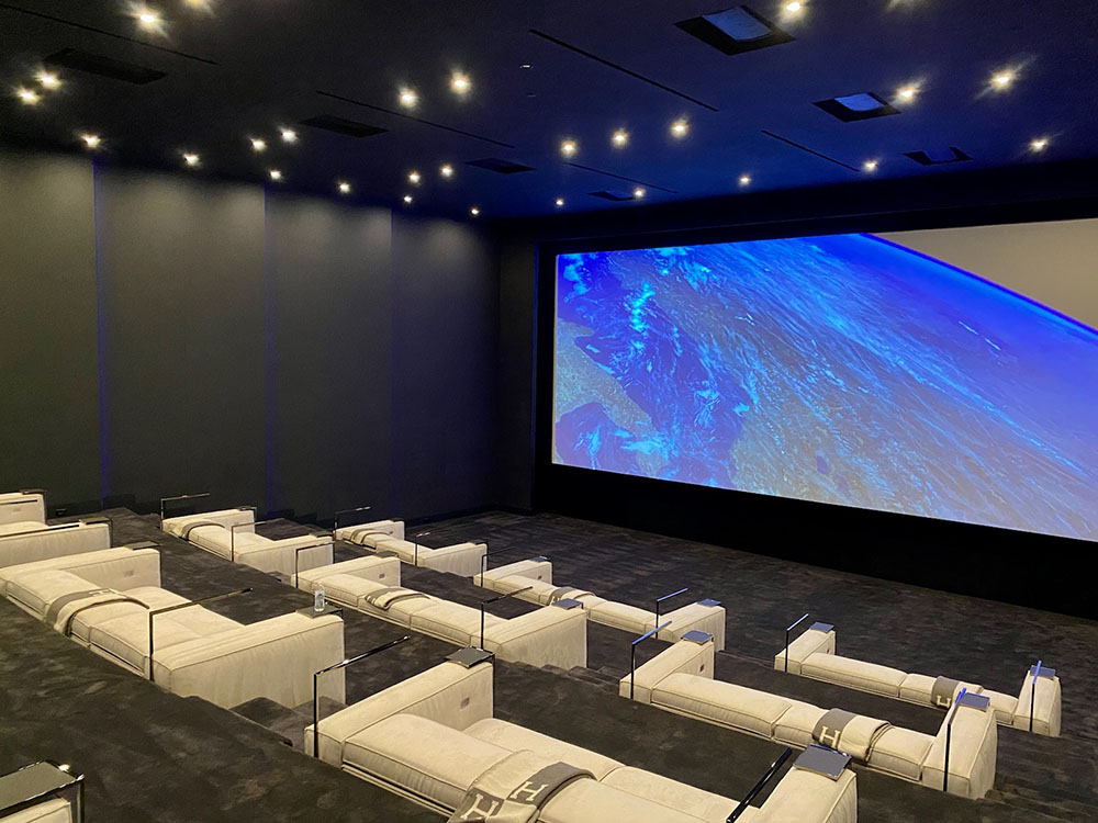 The One JBL Synthesis Home Theater